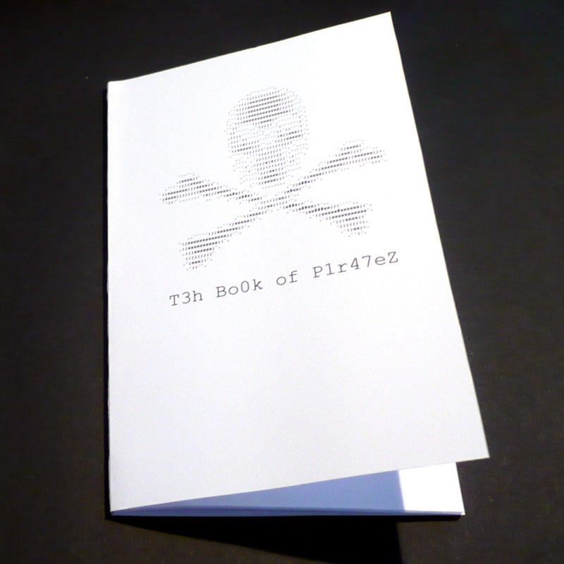 Photo of the cover of The Book of Pirates (T3h Bo0k of P1r47ez)